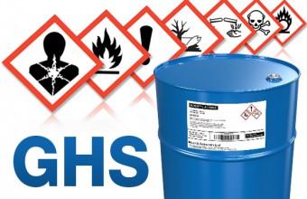 Rotulos de produtos quimicos