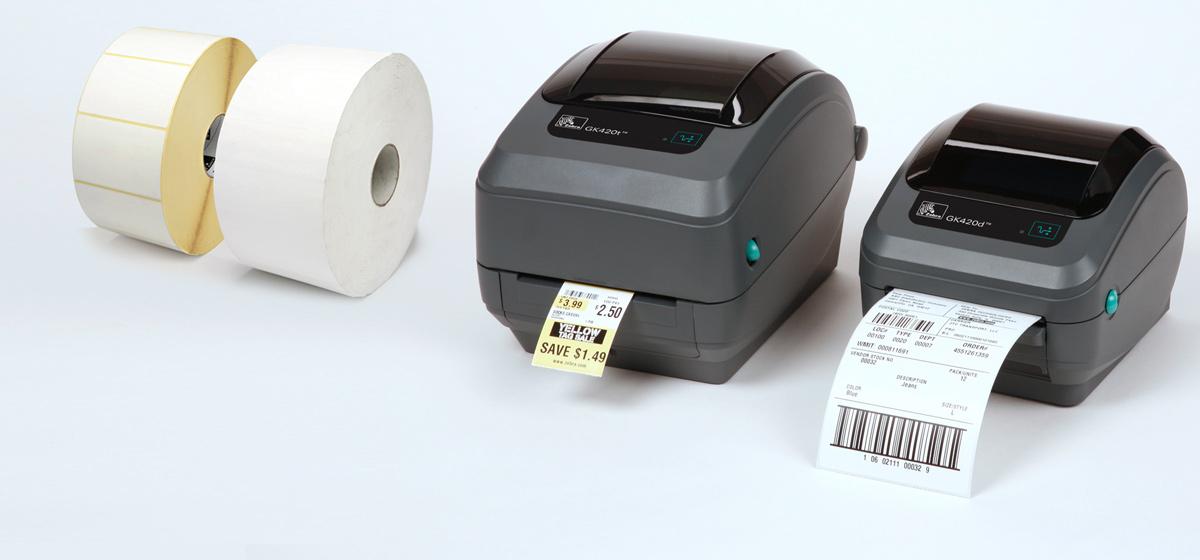 Impressoras térmicas Zebra GK