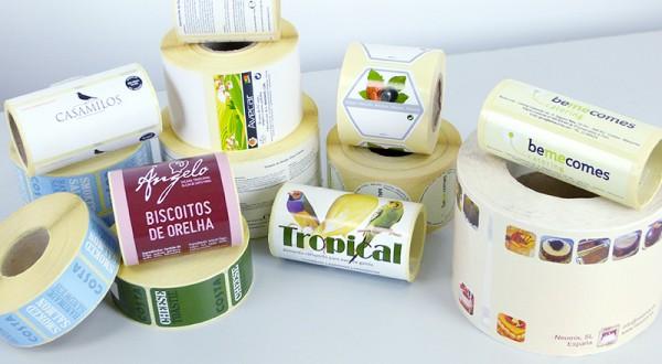 Etiquetas alimentares