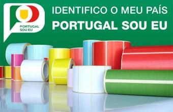 Etiquetas Portugal Sou Eu