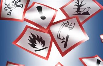 Pictogramas Rotulagem de produtos químicos GHS